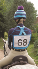 SHIRES EVENTING NUMBER BIB